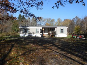 Three Bedroom Home on Secluded 3 Acres