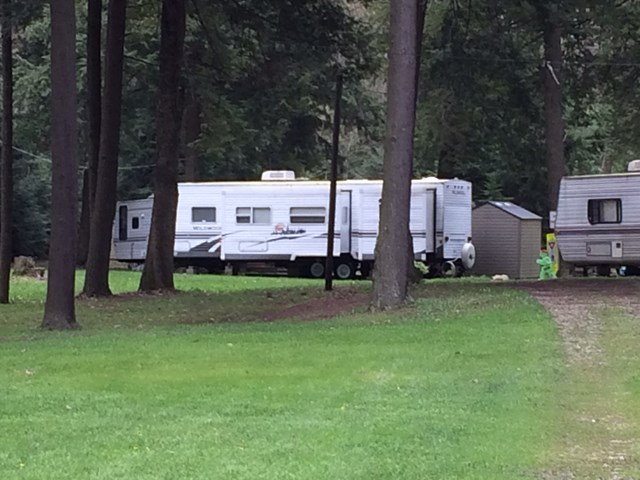 Campground with 4.85 Acres